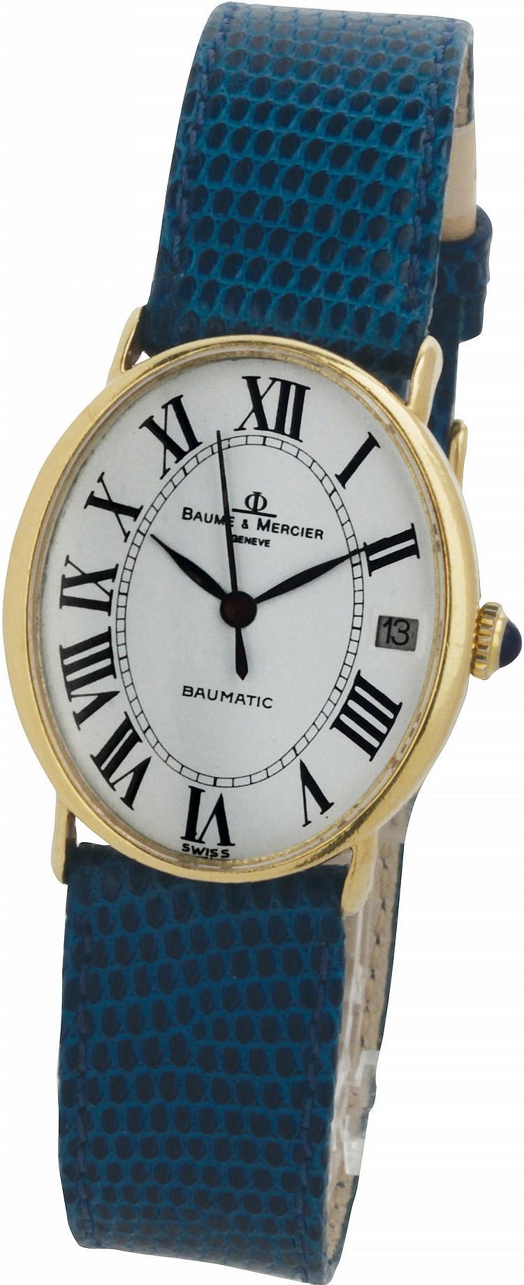 Baume Et Mercier Baumatic