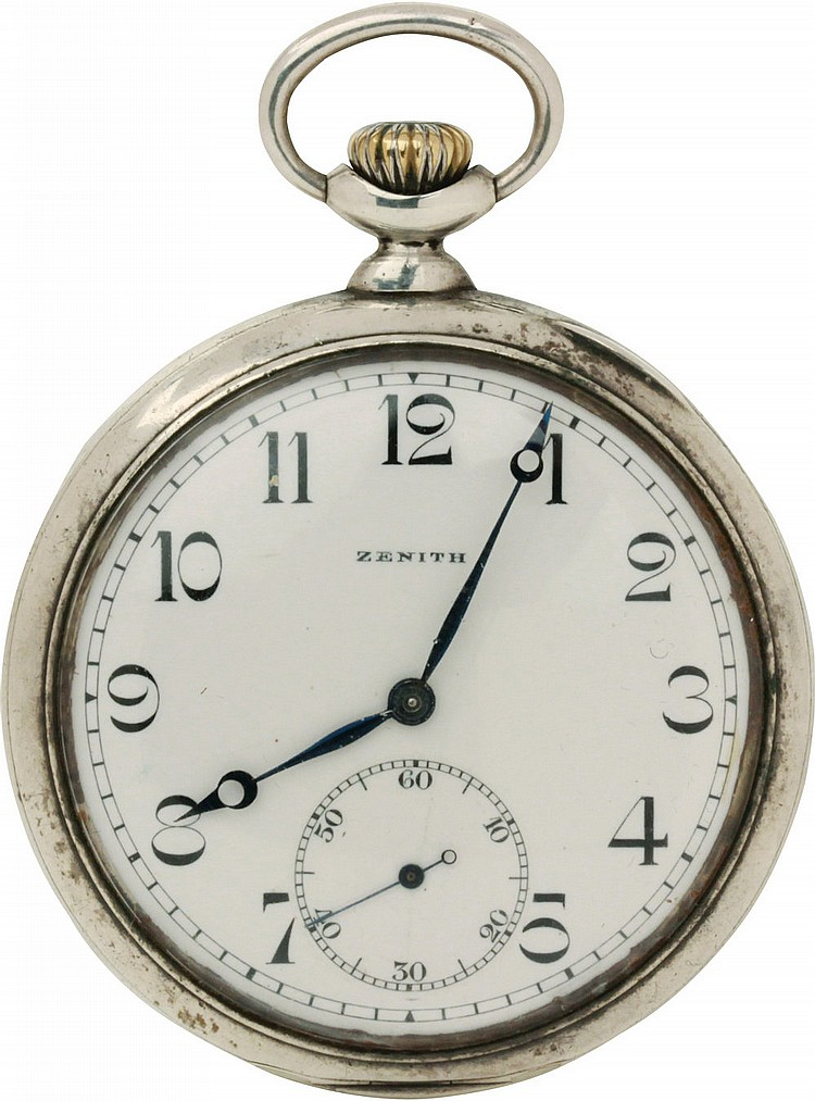 Pocket Watch Zenit  beginning of XX century