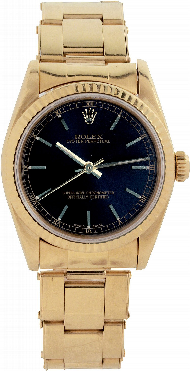 Rolex Oyster Perpetual Lady ref. 67518, 1987