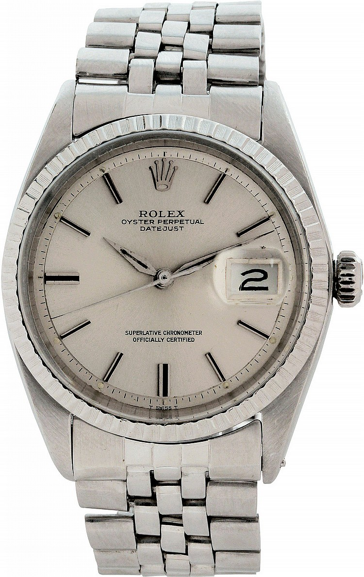 Rolex Oyster Perpetual Datejust  ref. 1603/0, 1964