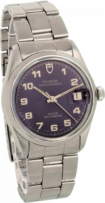 Tudor Prince Oyster Date  ref. 9052, anni '70