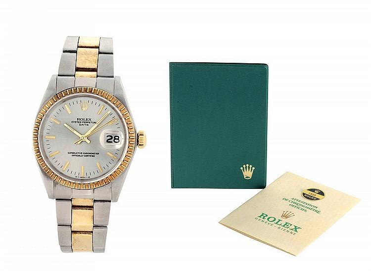 Rolex Oyster Perpetual Date  ref. 1505, 1974