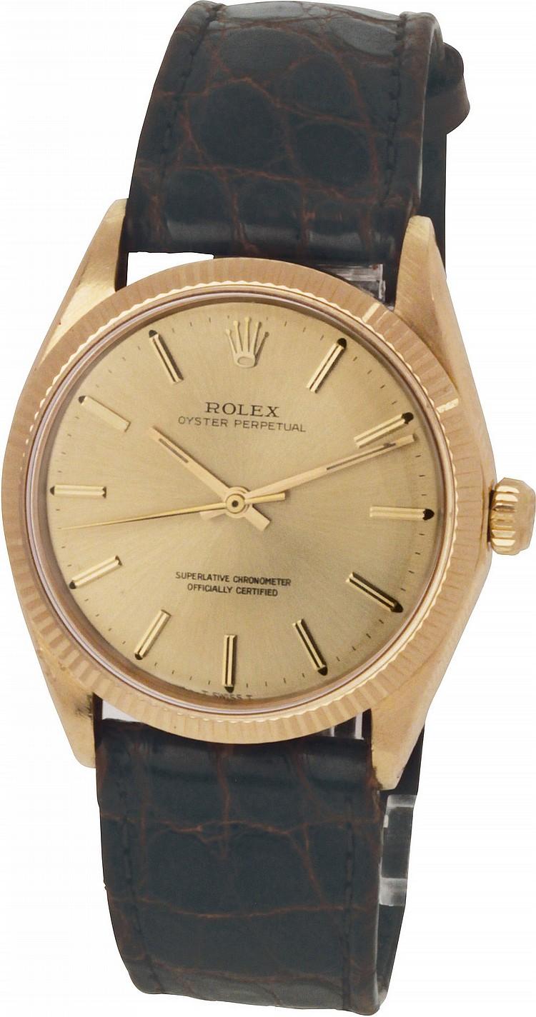 Rolex Oysyer Perpetual ref. 1005/8, 1965