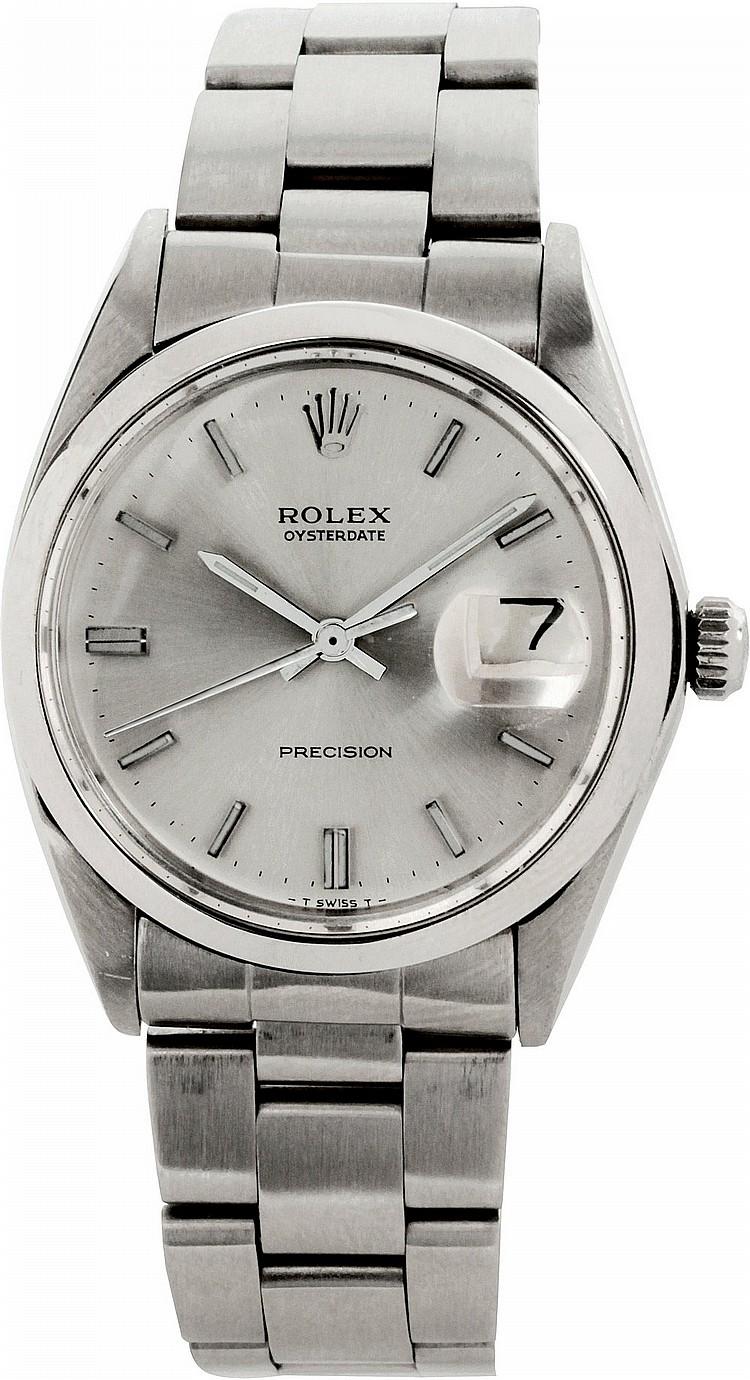 Rolex Oyster Date Precision ref. 6694, 1970