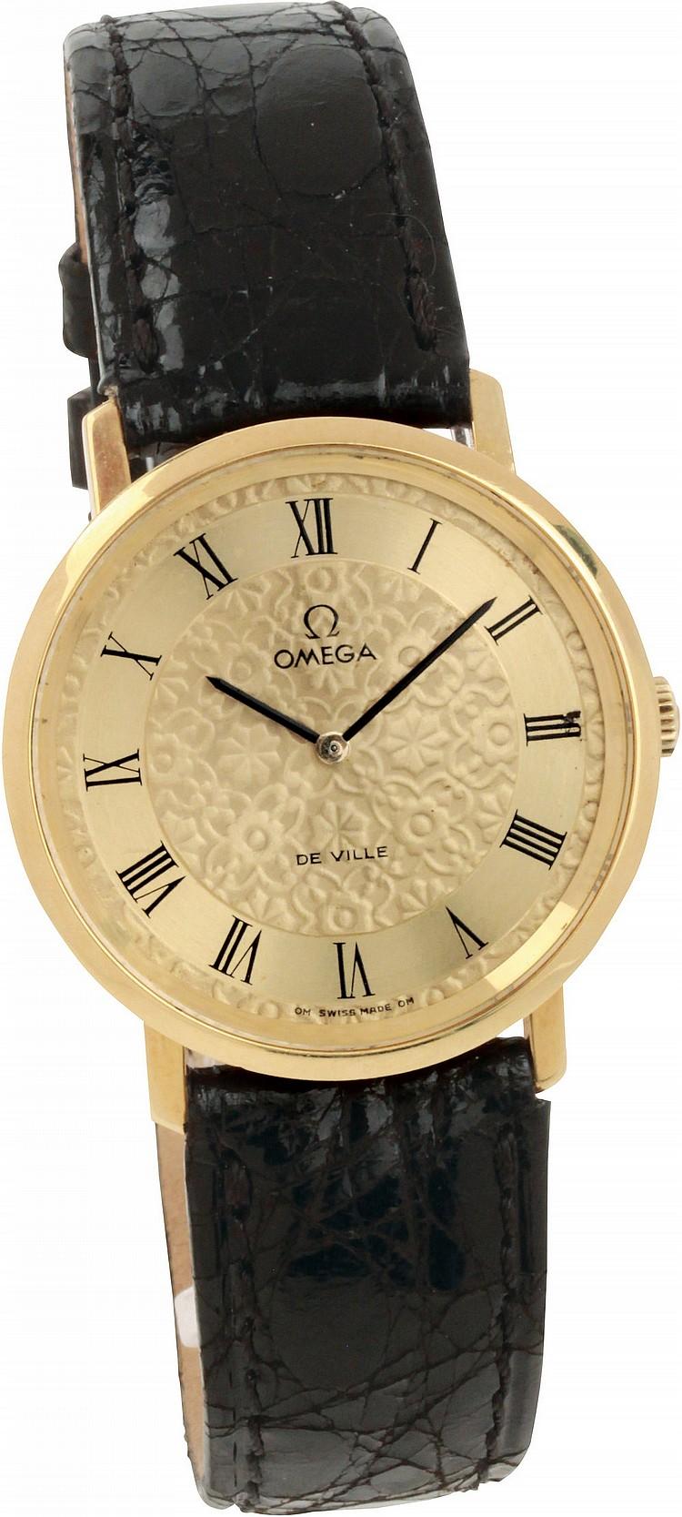 Omega DeVille ref. 111 107, '70s