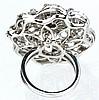 Wihite gold and diamond ring.