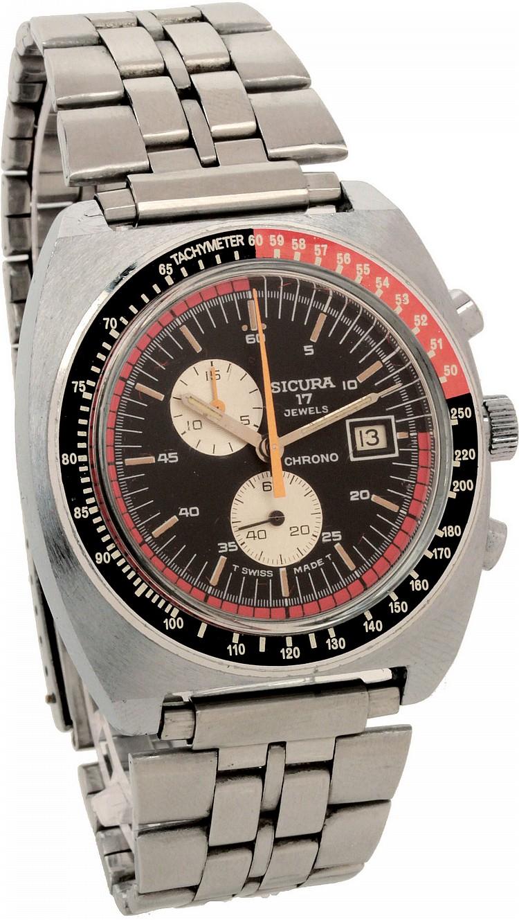 Chronograph Sicura, '70s