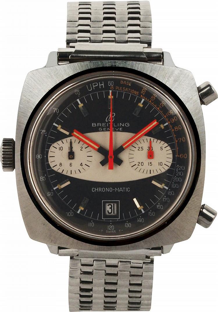 Breitling Chrono-Matic  ref. 2111, 1969 circa