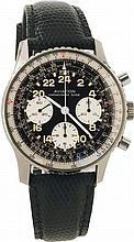 Aviation Chronographe Swiss 24 ore  ref. 1852,  '90s