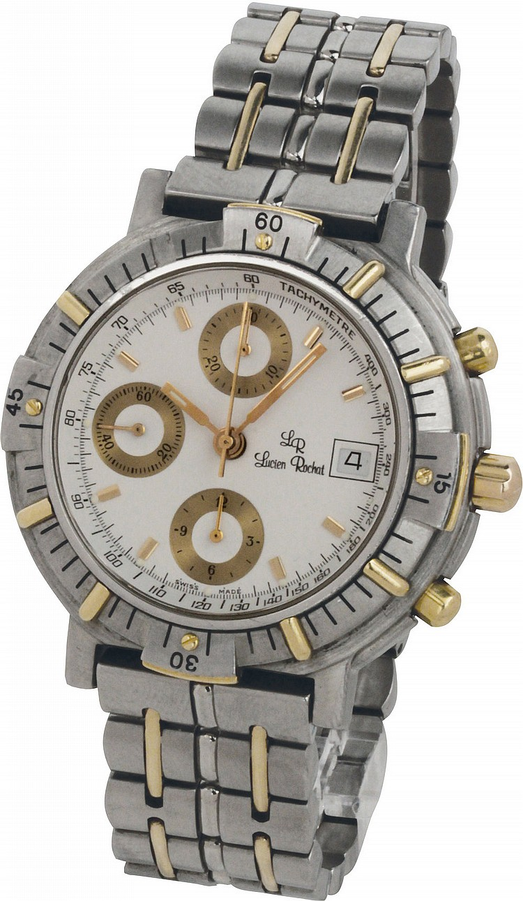 Lucien Rochat Chronograph Automatico anni '90
