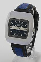 Tissot Sideral carica automatica, anni '70, 37 x 41 mm.
