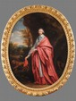 Charles-Alphonse DUFRESNOY - Portrait allégorique...