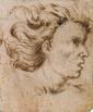 Giovanni Battista CARACCIOLO dit le BATTISTELLO - Tête...