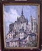 Louis BÉROUD . Le Mont Saint-Michel