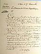 Louis-Bernard baron GUYTON-MORVEAU. 1737-1816.