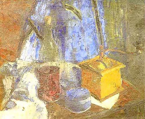 ANDOR BASCH (Hungarian. 1885-1944)