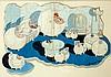 Maqbool Fida Husain 1913 - 2011  Untitled (Nursery Cartoon), Maqbool Fida Husain, $0
