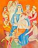 Sakti  Burman 1935  Universal Mother, Sakti Burman, $0