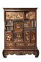 JAPANESE IN-LAID CABINET