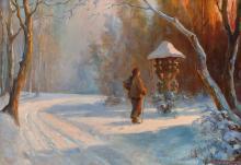 Samuel Bogdanovici, Stop at The Wayside Shrine