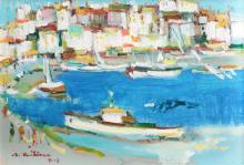 Augustin Costinescu, Hydra Harbour