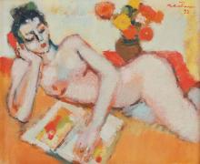 Augustin Costinescu, Reading