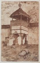 Anton Kaindl, Oltenian Fortified Aristocratic Dwelling