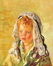 The Little Breton Girl