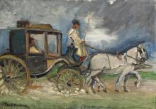 Paul Verona, The Boyar's Carriage