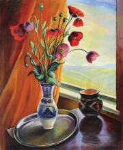 Carol Hübner, Poppies