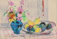 Augustin Costinescu, Flowers and fruits