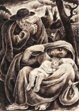 Carol Hübner, Reposal Scene (The Holy Family)