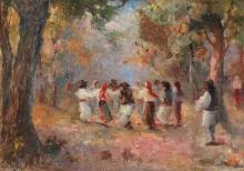 Samuel Bogdanovici, Sunday round-dance