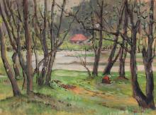 Paul Verona, Early spring