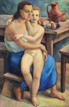Carol Hübner, Motherhood