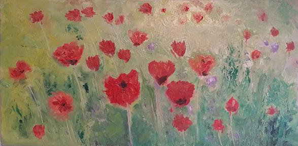 Susan's Poppies