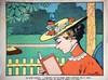 Le Jeune Papillon     vers 1900, Benjamin Armand Rabier, €200