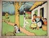Le Fox Terrier     vers 1900, Benjamin Armand Rabier, €200