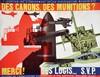 Des Canons, des Munitions ? Merci ! Des Logements..S.V.P.( Bon de souscription au livre très rare )     vers 1930  Boulogne - Billancourt ( Hauts de Seine), Le Corbusier, €400