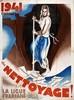 1941 l'Année du Netoyage..     1941, René PÉRON, €800