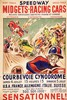 Courbevoie Cynodrome     vers 1950, Georges Hamel, €120