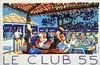 Saint-Tropez - Le Club 55 - Plage de Ramatuelle     1996  Saint Tropez  Plage de Pampelonne  Ramatuelle ( Saint Tropez  Plage de Pampelonne  Ramatuelle Saint Tropez  (Var), François Boisrond, €480