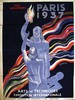 Exposition de Paris 1937     1937, Leonetto Capiello, €800