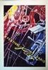 Jazz Festival de Paris 8 ème     1987, Jacques Monory, €280