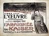 L'Araignée du Kaiser très rare     vers 1914, Louis Abel-Truchet, €400