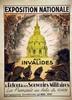 Exposition Nationale aux Invalides     1947, Guy Arnoux, €240