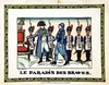 Napoléon - Le Paradis des Braves     vers 1917, Guy Arnoux, €200