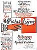 LAGRANGE ANDRE Aubusson - Les Affiches de Lagrange affiche signée     vers 1980  Aubusson ( Creuse ), André Lagrange, Click for value