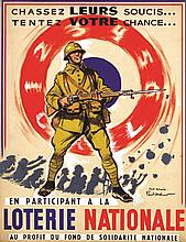 Loterie Nationale vers 1939