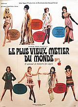 Le Plus vieux Métier du Monde - L'Amour à travers les Ages . 1967 . Avec Michèle Mercier - Els